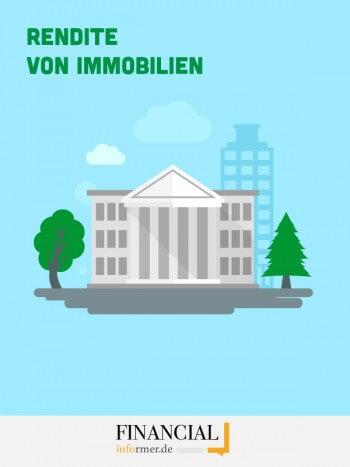 Rendite von Immobilien
